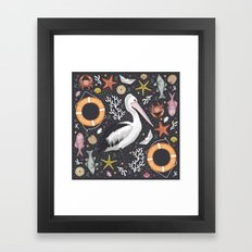 SUMMER IN AUSTRALIA Framed Art Print