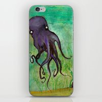 Don't Even Think About It  iPhone & iPod Skin
