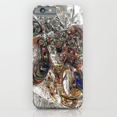 Musca Domestica aka The Fly . . .  An abstract iPhone 6 Slim Case