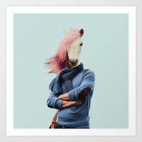 Polaroid N°27 Art Print