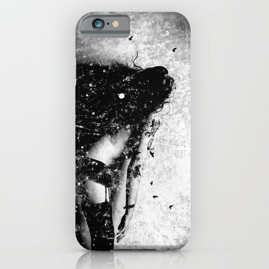 Nude art - time iPhone & iPod Case