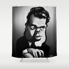 Citizen Welles Shower Curtain
