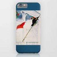 Fierté Acadienne iPhone 6 Slim Case