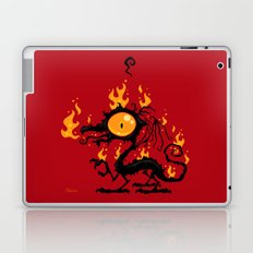 Backfire Laptop & iPad Skin