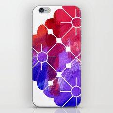 Flowers II iPhone & iPod Skin