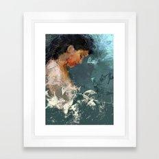 dream dream... Framed Art Print