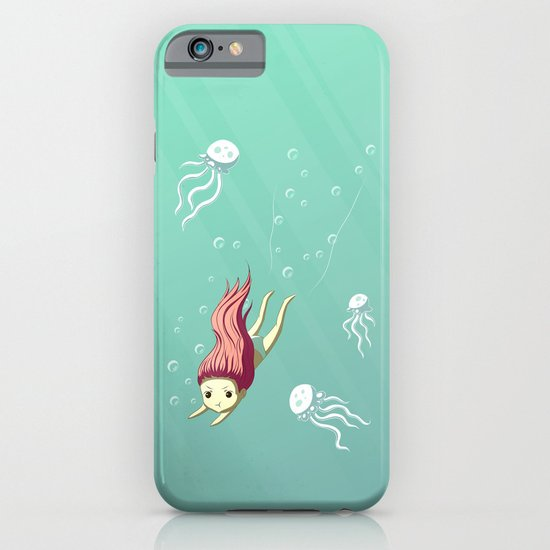 Diver iPhone & iPod Case