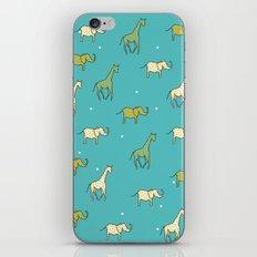 zoo iPhone & iPod Skin