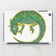 Quirky Chameleon iPad Case