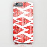 Foxy Pattern iPhone 6 Slim Case
