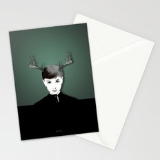 Bambi Hepburn (clean) Stationery Cards