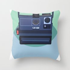 Paper Cups and Nervous Hiccups  Throw Pillow
