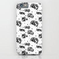 PG Cussin' Pattern iPhone 6 Slim Case