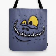 TEETH MONSTER Tote Bag