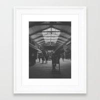 Parfois Framed Art Print