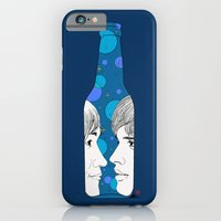 iPhone & iPod Case featuring The night we met by i am gao