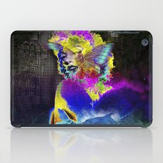 Marilin butterfly dolphin  iPad Case