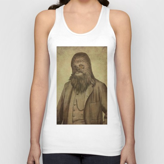 Chancellor Chewman  Unisex Tank Top