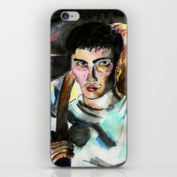Donnie Darko Portrait iPhone & iPod Skin