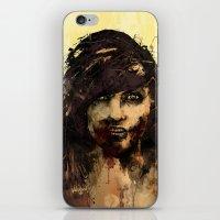 Female Zombie iPhone & iPod Skin