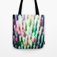 vivid quartz rising Tote Bag