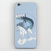 Nammy, Queen of the Stallions iPhone & iPod Skin