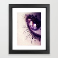 Eye 2 Framed Art Print