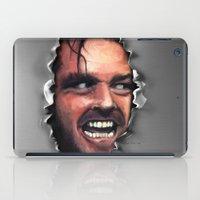 Fear. iPad Case
