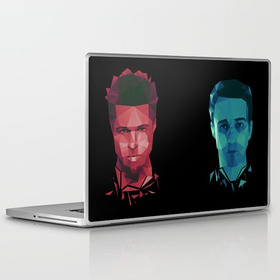 Fight club - Jack Laptop & iPad Skin