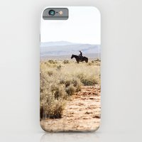 On A Horse With No Name iPhone 6 Slim Case
