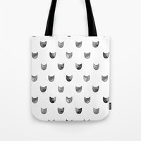 Cat! Tote Bag