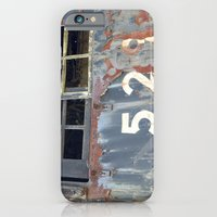 iPhone & iPod Case featuring Iron Horse by NoelleB