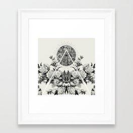 Framed Art Print - MOONLIGHT - Nikola Nupra