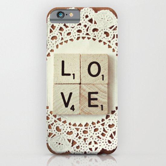 love... iPhone & iPod Case