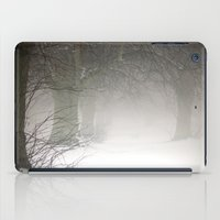 Haunted Memories iPad Case