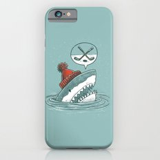Hockey Shark iPhone 6 Slim Case