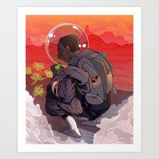 Gameboy Art Print