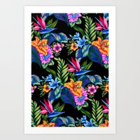 Jungle Vibe Art Print