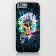 SKULL WILD S. iPhone 6 Slim Case
