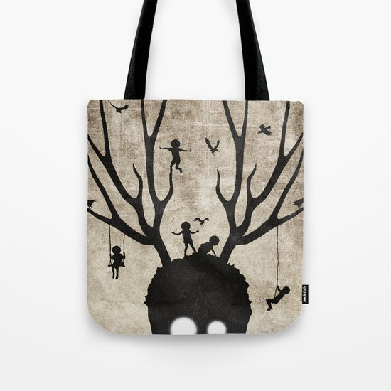 dear imaginary friends Tote Bag