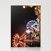 Traveling Fair Stationery Cards