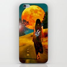 Bloodmoon iPhone & iPod Skin