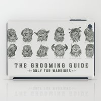 The Grooming Guide iPad Case