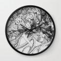 Magic Force / Original A4 Illustration / Pen & Ink Wall Clock