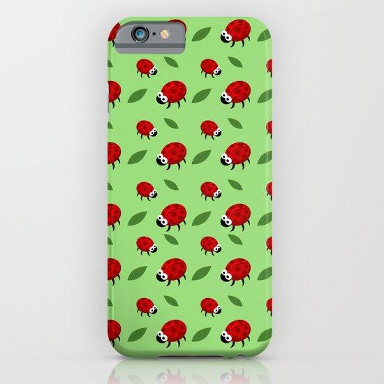 LADYBUGS iPhone & iPod Case