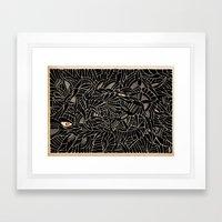 - Bxl - Framed Art Print