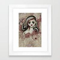 Sugar, Spice & Everything Nice Framed Art Print
