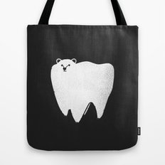 Molar Bear Tote Bag