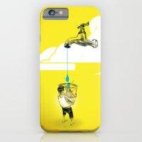 "iPhone & iPod Case featuring Glue Network Print Series ""Water / Hygiene / Sanitation"" by Blaine Fontana"