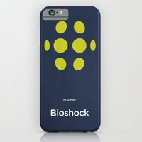 iPhone & iPod Case featuring 2K Games' Bioshock by Lechaftois Boris (LBö)